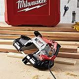 Milwaukee 6232-21 Deep Cut Band Saw W/Case