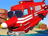 The Jet Plane/The fire Train put out a fire/The hoverboard train/The Repair Train