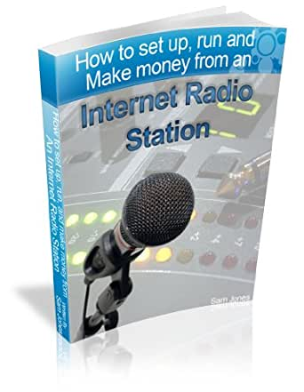 how to start a internet radio station