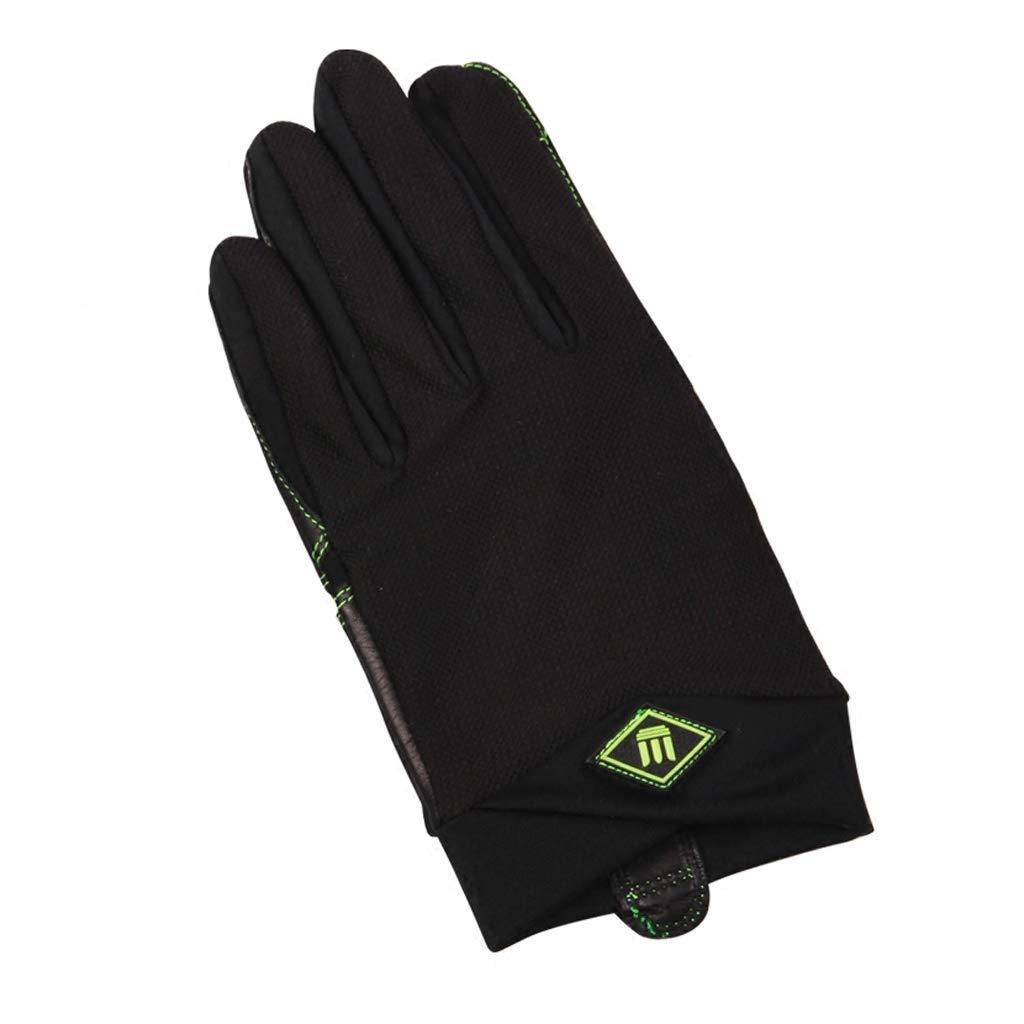 Gloves HG Männer Handschuhe Herbst und Winter Dünnschliff Anti-Rutsch-Touchscreen Handschuhe
