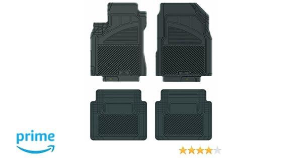 Grey 460031-460622 WeatherTech First and Second Row FloorLiner