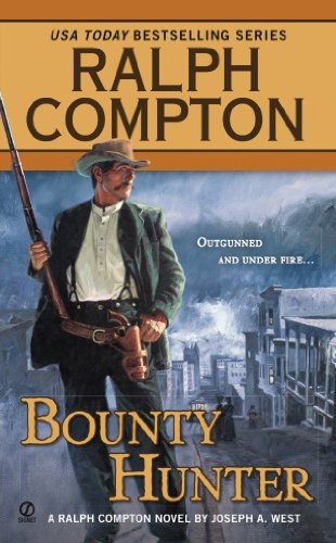 book cover of Bounty Hunter