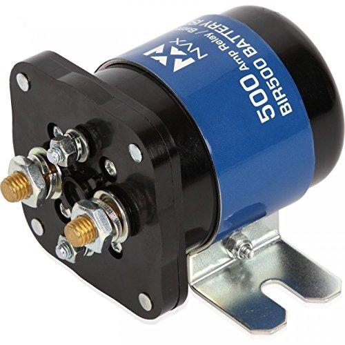 NVX 500 Amp Mobile Audio Relay Battery Isolator [BIR500]