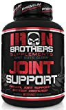 Joint Support - Pain Relief Supplement - Anti Inflammatory with Glucosamine Chondroitin, Turmeric, MSM, Boswellia for Men & Women - Non GMO - 90 Veggie Capsules - 30 Servings