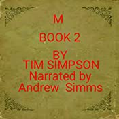The Dark Plague: M, Book 2 | Tim James Simpson