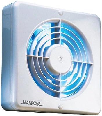 Manrose WF150BT Window Fan with Timer