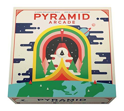 (Pyramid Arcade Board Game)