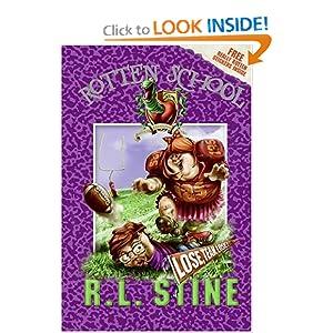 Lose, Team, Lose! (Rotten School, No. 4) R. L. Stine