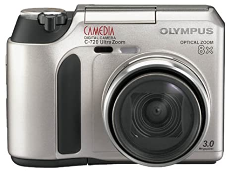 amazon com olympus camedia c 720 3mp digital camera w 8x optical rh amazon com C720 Manual C720 Manual