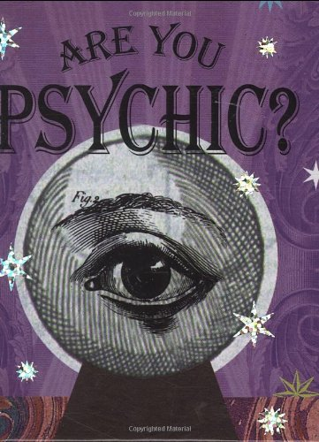 Are You Psychic?: Book And Card Deck Set (Activity Kit) (Petite Plus - Rogers Studio Lilla