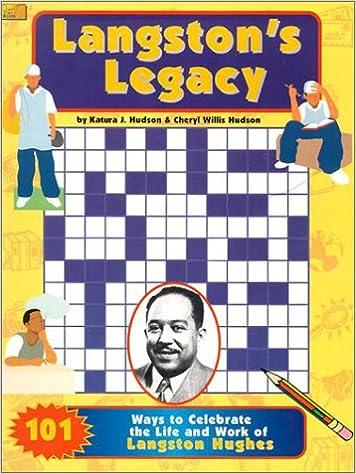Como Descargar Un Libro Langston's Legacy: 101 Ways To Celebrate The Life And Work Of Langston Hughes PDF Web