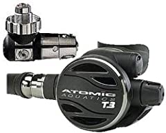 Tremendous effort goes into making a regulator perform effortlessly.  Every Atomic Aquatics Regulator features the same high performance breathing characteristics, 2 year/300 dive service interval and limited life time warranty. Both first an...