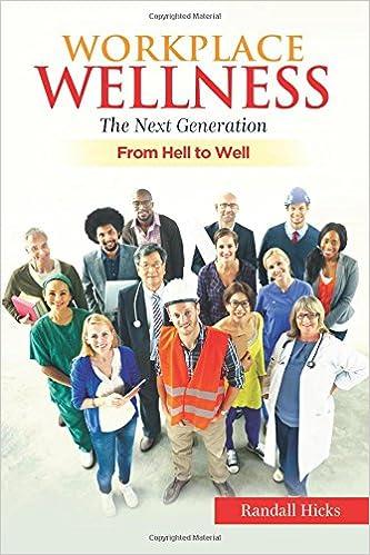 Workplace Wellness The Next Generation