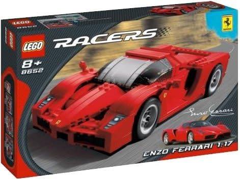 LEGO Racers: Enzo Ferrari 1:17 Scale