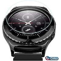 88f437e0511 3 X Películas Filme Protetora Para Relógio Samsung Gear S3 Frontier