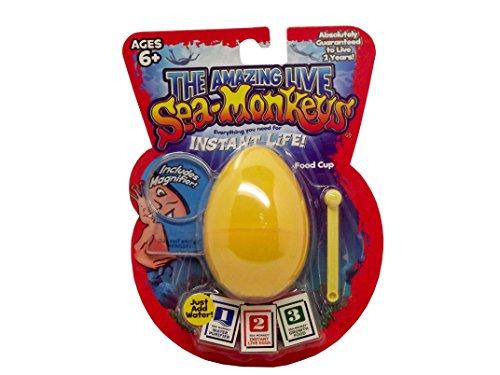 Sea Monkeys Instant Life Egg Yellow (Monkeys Eggs Sea)