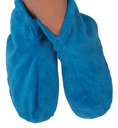 Bed Buddy Foot Warmers Aromatherapy, Blue, Lavender & Mint Scent