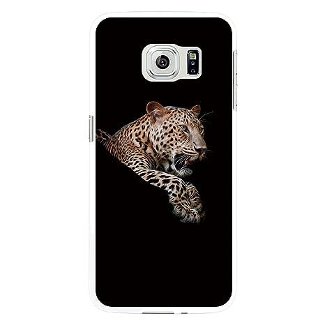 Amazon.com: baost Animal Tigre León Imprimir teléfono ...