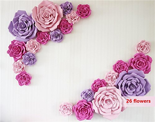 Custom window decoration decoration wedding wedding props handmade flowers bubble large stereo tracery wall background wall flowers