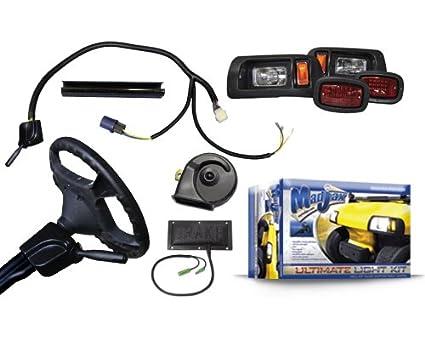 Amazon.com: Club Car DS Carrito de golf Ultimate Luz Kit ...