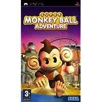 Super Monkey Ball Adventure (PSP)