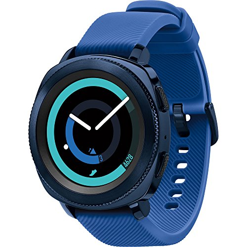 Samsung Gear Sport Activity Tracker (Blue) with Heart Rate Monitor, Kodak Case, Pro Bluetooth Earbuds, and 1 Year Extended Warranty Bundle by Beach Camera (Image #3)