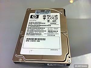 HP 72GB 3G PLUG SAS 15K SFF **Refurbished**, 430169-002 (**Refurbished**)