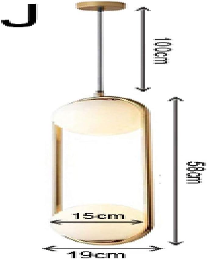 Lámparas de pared Luminaria de aluminio para interiores Lámparas ...