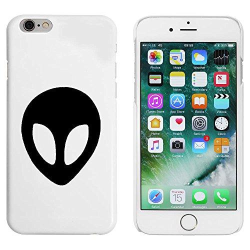 Blanc 'Tête Extraterrestre' étui / housse pour iPhone 6 & 6s (MC00088267)