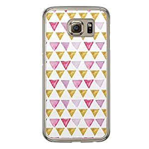 Loud Universe Samsung Galaxy S6 Love Valentine Printing Files A Valentine 55 Printed Transparent Edge Case - Multi Color