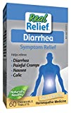 Real Relief Homeolab Diarrhea Tablets, 60 Count