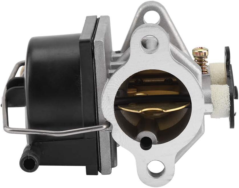 Zerodis Carburador Carb Carburador Junta de diafragma Aire Filtro de Combustible Kit de l/ínea de Combustible para Tecumseh 640065A 13Hp 13.5Hp 14Hp 15Hp
