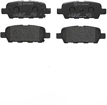 New Fits Nissan Qashqai J10 1.6 dCi AWD Genuine Comline Rear Brake Pads Set