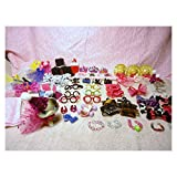 Littlest Pet Shop LPS 12 RANDOM Accessories Clothes Lot of 12 Custom Made No Pet by Unbranded