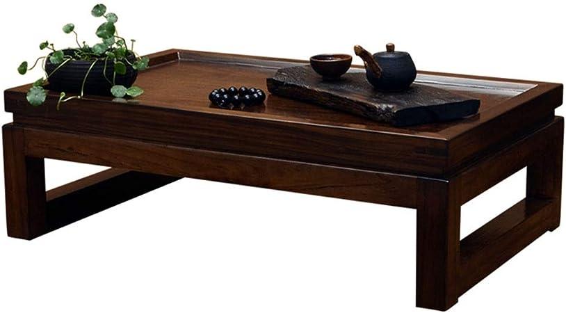 Mesa De Centro Mesa De Centro De Tatami Mesa Auxiliar del Sofá Capacidad De Carga 230 Kg (Color : Brown, Size : 70 * 45 * 30cm): Amazon.es: Hogar