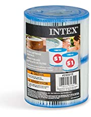 Intex Type S1 Filter Cartridge for Pure Spa, Twin Pack