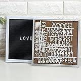Cuekondy Clearance Gray Felt Letter Board,Wall