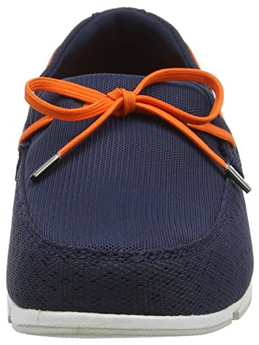 arancione blu navy Blu Breeze Mocassini Uomo Swims nPwqApfx