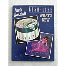 Linda Ronstadt - Lush Life / What's New?: Piano/Vocal/Chords
