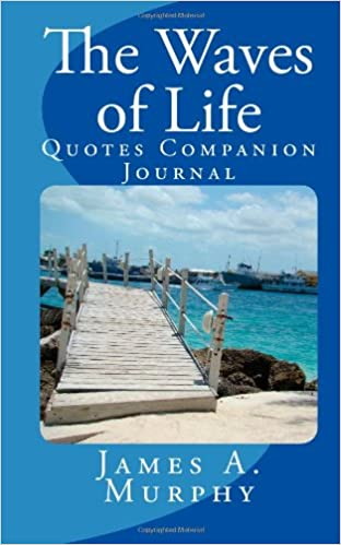 The Waves of Life Quotes Companion Journal