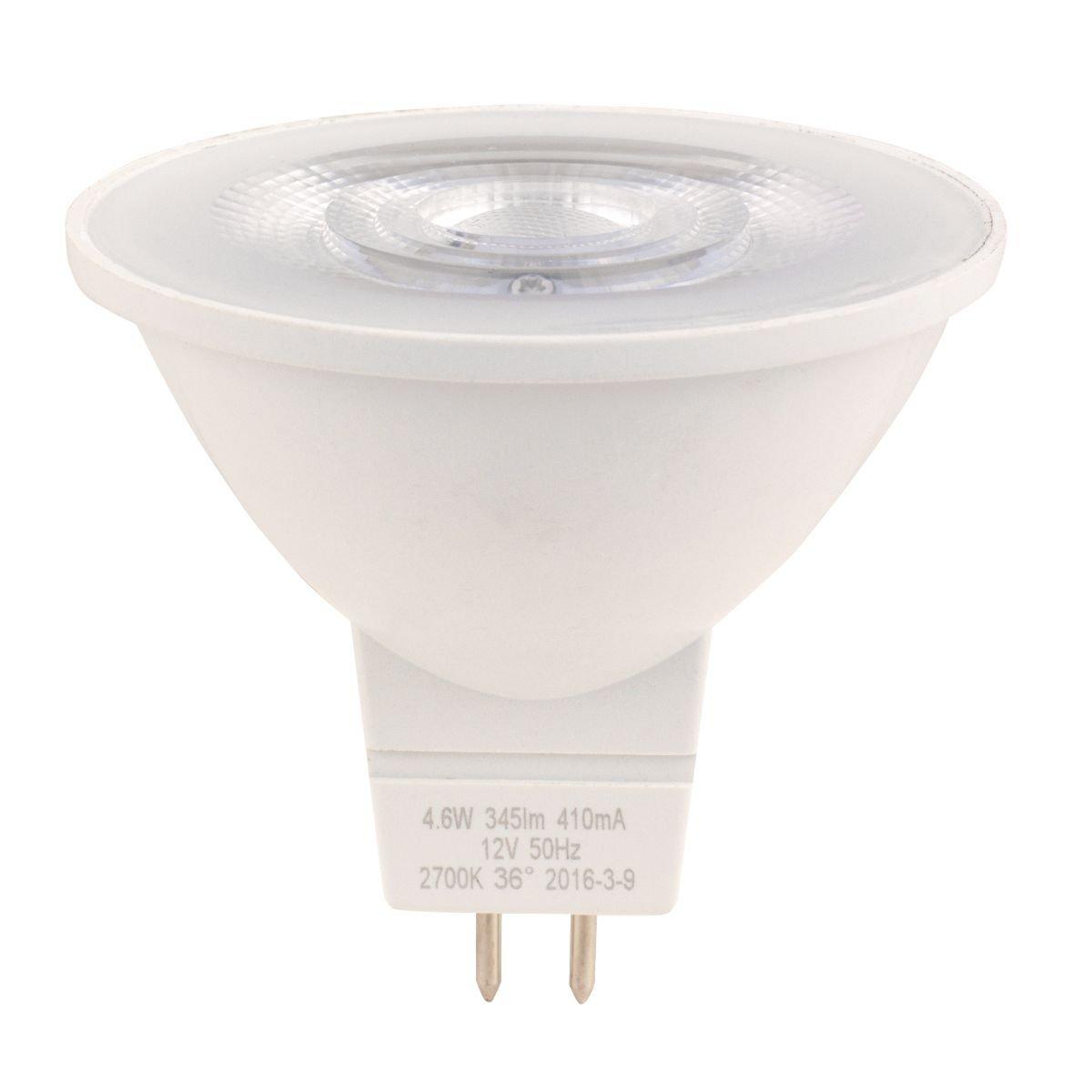 LAP MR16 LED Lamps GU5.3 230lm 2.9W 5 Pack