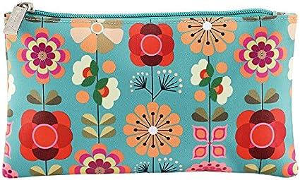 Jordi Labanda Floral - Portatodo plano, 225 x 115 x 10 mm: Amazon.es: Oficina y papelería