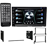Car DVD/iPhone/Bluetooth/Android/USB Receiver Stereo For 1999-2003 Ford F-150