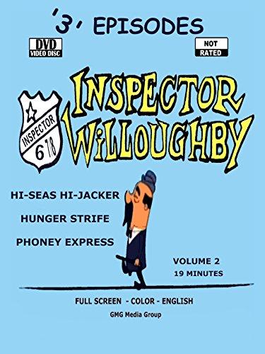 Inspector Willoughby Cartoon Classics V.2 ()