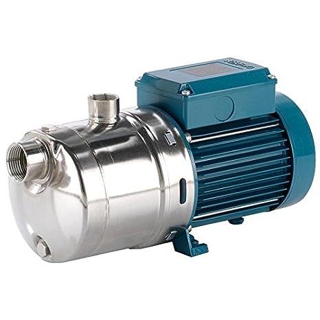 Bomba multicelulare acero MXH405m 1,1kW 1,5Hp Monofasico 230V 50Hz Calpeda MXHM: Amazon.es: Hogar