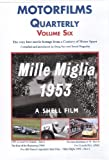MFQ Vol 6 DVD - 1937 Grand Prix 1953 Mille Miglia 1965 GPs 1965 Rover-BRM *NEW