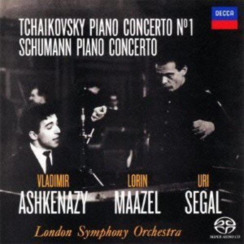 TCHAIKOVSKY & SCHUMANN: PIANO CONCERTO