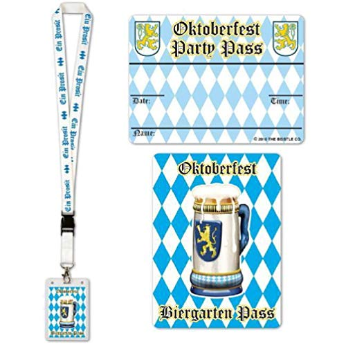 Oktoberfest Danglers - hersrfv home Oktoberfest Party Pass