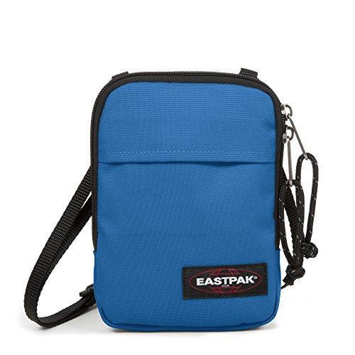 Eastpak Buddy, Bolso Bandolera, Negro (Denim), 0.5 litros Azul (Full Tank Blue)
