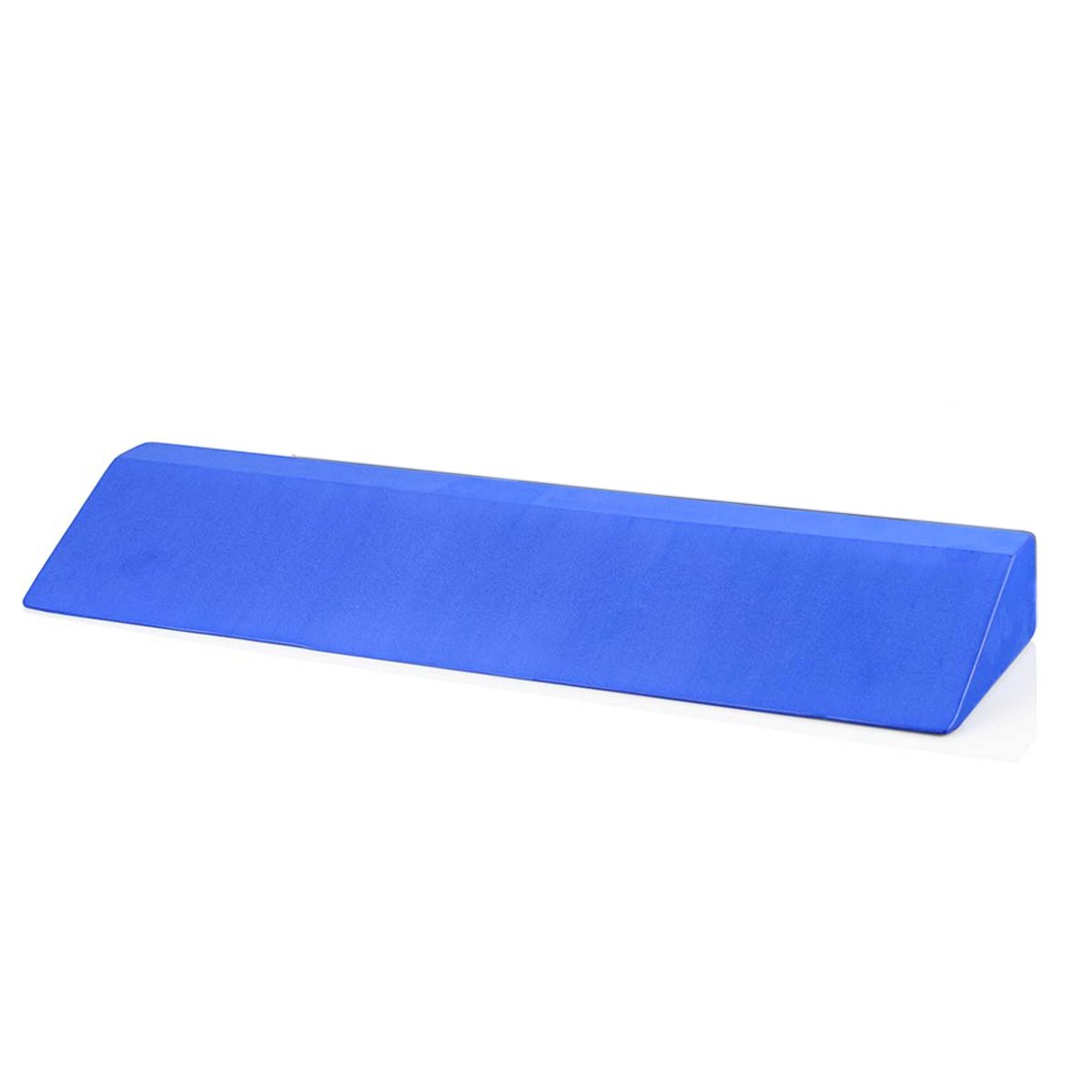 GoYonder Eco EVA 2'' x 5'' x 20'' Yoga Wedge Blue